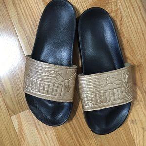 Puma Leadcat Slide Sandals (Unisex)